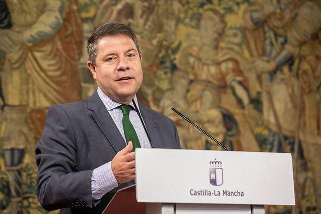 Page será proclamado de nuevo secretario general del PSOE en CLM