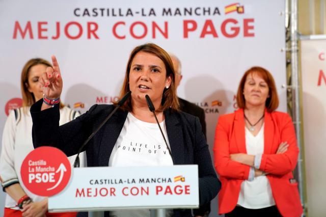 Tita García: 'Europa pinta, y mucho, en la economía de Talavera y su comarca'