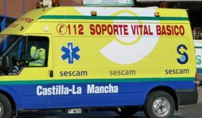 Dos heridos en una explosión en una empresa de Las Ventas de Retamosa