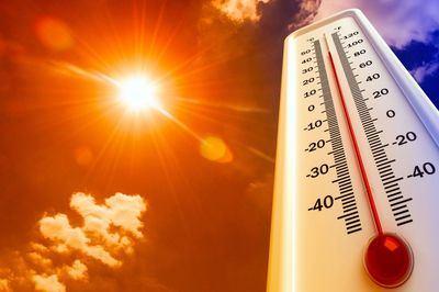 Las temperaturas máximas superarán hoy los 38 grados