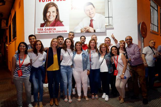 El 15 de junio, fecha para que Tita García sea nombrada alcaldesa