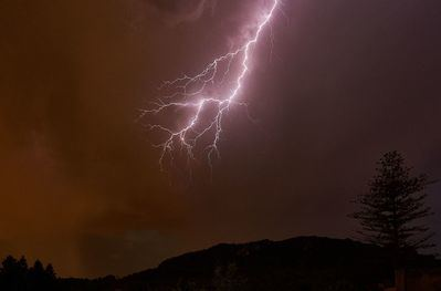 Septiembre llega con tormentas, lluvias intensas y granizo