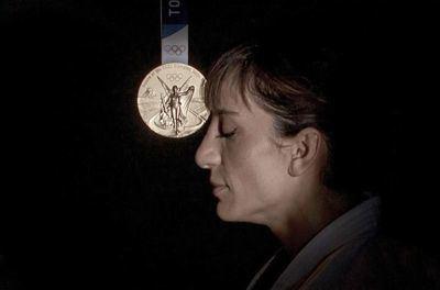 Sandra Sánchez no deja su pasión ni en vacaciones