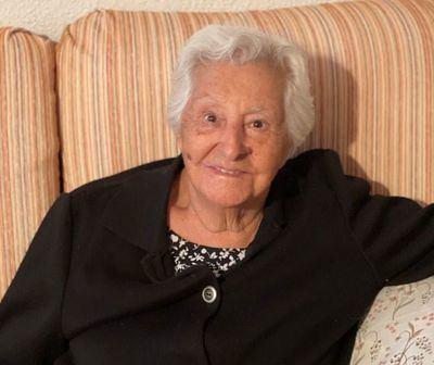 Lilia Geijo García, la abuela de San Román de los Montes, cumple 100 años