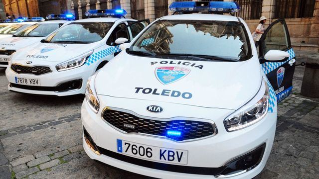Detienen a un hombre en Toledo por agredir a su pareja con un jarrón