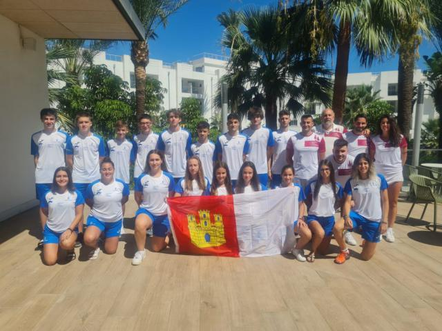 Presencia talaverana en el Campeonato de España de Pádel