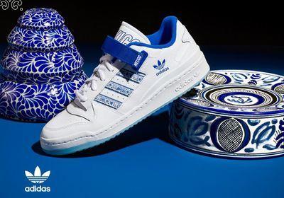 'Adidas Talavera', el homenaje de la multinacional a la cerámica