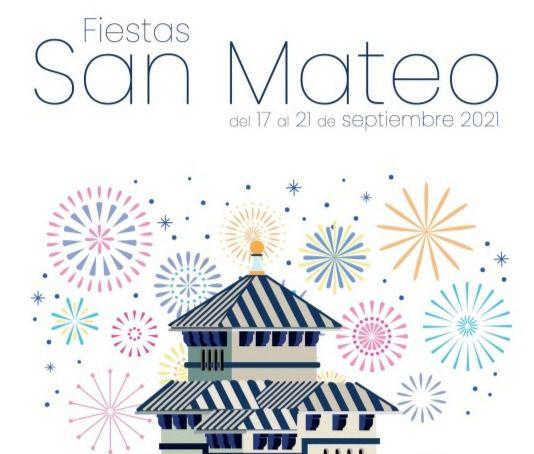 Programa oficial: ¡Arrancan las Fiestas de San Mateo 2021!