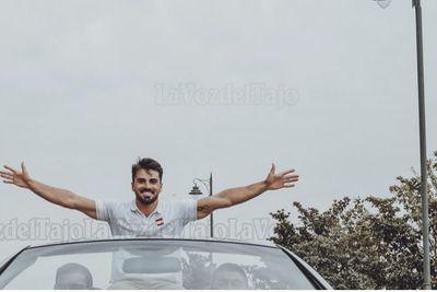 Paco Cubelos, embajador de la Semana Europea del Deporte en España