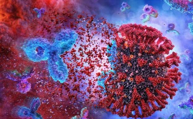La distancia física podría no ser suficiente para evitar el contagio del coronavirus