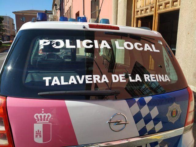 Policía Local de Talavera | Foto: D.M.M. - La Voz del Tajo