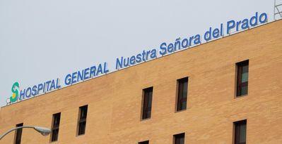 Sólo hay un paciente Covid en cama convencional en el Hospital de Talavera