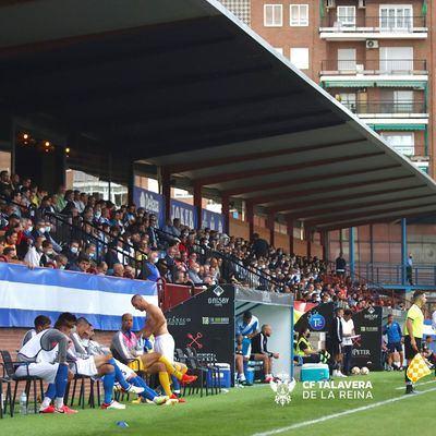 Ya puedes adquirir las entradas para el próximo partido del CF Talavera