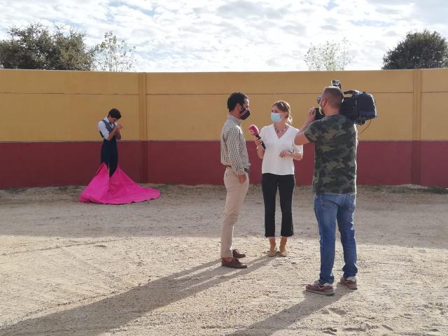 NUESTRA GENTE   Tomás Rufo contará su día a día en 'Ancha es Castilla-La Mancha'