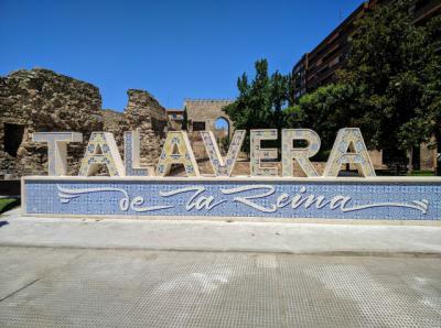 El 'yo invito y tú pagas' del Gobierno de Jaime Ramos con la cerámica de Talavera