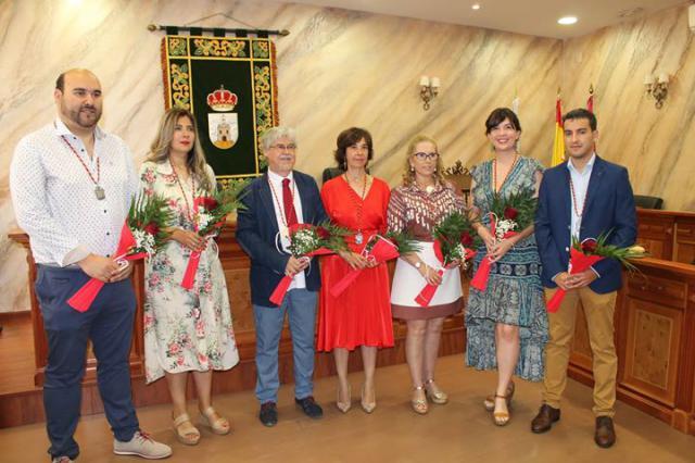 Ismael Pinel recupera para los socialistas la Alcaldía de La Puebla de Montalbán