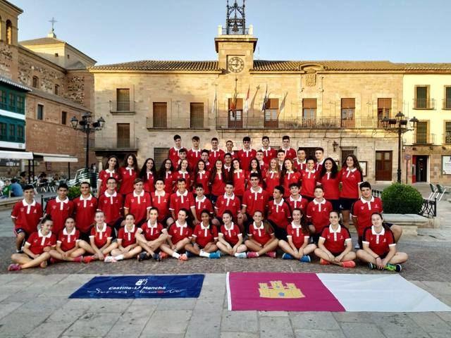 El Voleibol Talavera estará presente en el Campeonato de España con cuatro jugadores