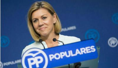 BÁRCENAS | Cospedal declara en el juicio de la 'caja b' y los sobresueldos del PP