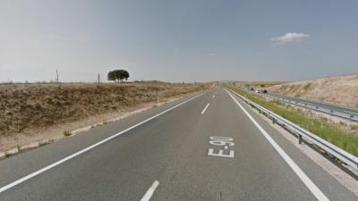 La Guardia Civil cataloga el hallazgo de la mujer muerta en la A5 como un caso de violencia de género