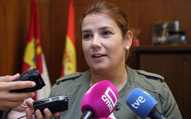 """Agustina García: """"El PSOE lleva tiempo trabajando para conseguir las necesidades reales de Talavera"""""""