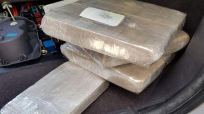 Pillan con más de 35.000 dosis de heroína a un hombre la provincia de Toledo