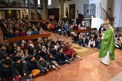 Celebrada con gran participación la Infancia Misionera en la Archidiócesis de Toledo