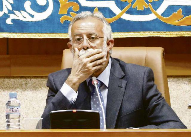 La Justicia ordena a Bermejo y Palacios (ex de C's) pasar a ser concejales no adscritos