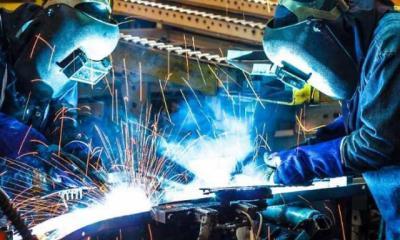 La producción industrial en CLM sube un 3,9%, cae un 0,5% media nacional