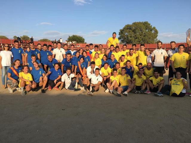 Gran final de fiesta en Segurilla (fotos)