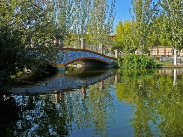 Los Jardines del Prado ya cuentan con cámaras de vigilancia