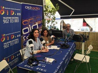 Vuelve a escuchar el programa Especial de Ferias de OID Radio en la caseta de La Voz del Tajo