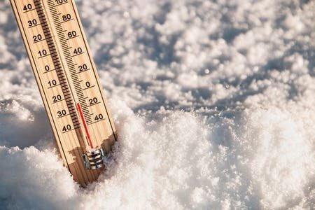 -25,2 GRADOS | Un pueblo de Castilla-La Mancha registra la temperatura más baja del país