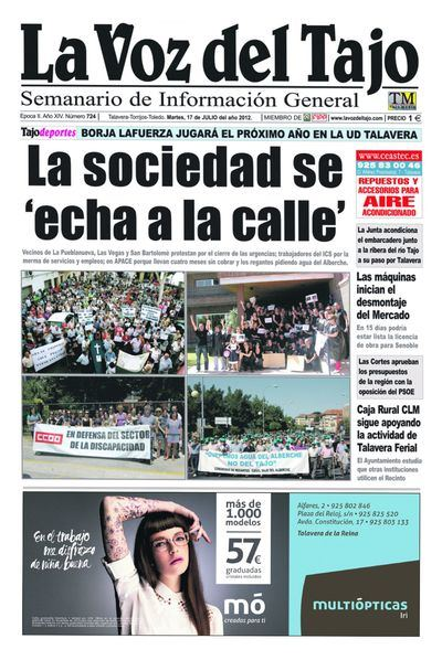 PORTADAS   'Mil números y cuatro décadas haciendo periodismo' (XI)