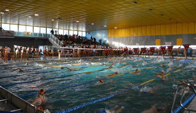 Nueva fecha, y van unas cuantas, para la reapertura de la piscina climatizada de Talavera
