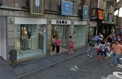 TOLEDO | Zara también echa el cierre