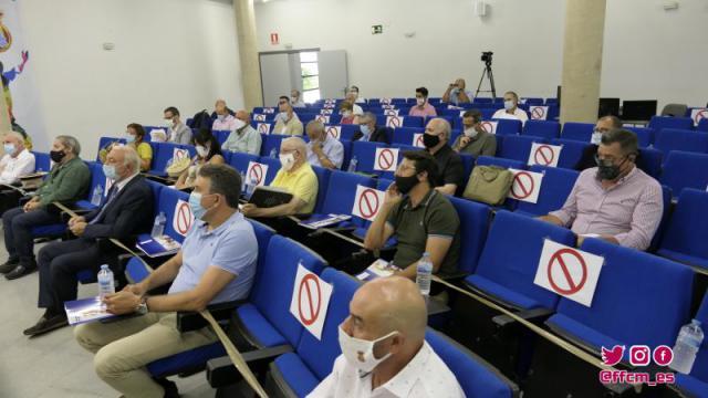 FÚTBOL | Primera Asamblea General de la era Burillo