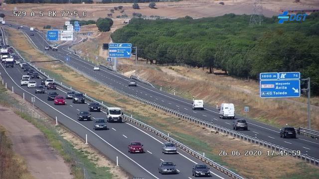 ACTUALIDAD | Atascos kilométricos en las salidas de Madrid