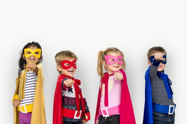 Los Alfares celebra este viernes su gran concurso infantil de disfraces