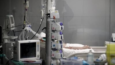 COVID-19 | 'Aparecen' casi 26.000 hospitalizados más en Madrid