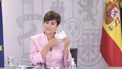 Isabel Rodríguez señala a los políticos independentistas: