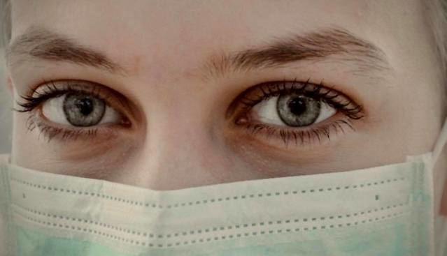 TALAVERA | 'Solo los ojos', el relato de Esther de Hortega sobre los trabajadores de Urgencias del Hospital