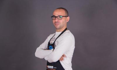 El 'talaverano' David Gibello gana el premio mundial de Facebook Gather