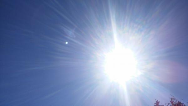 La provincia está en riesgo por altas temperaturas