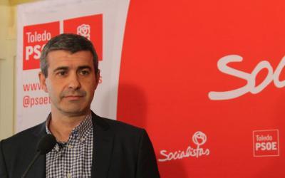 Gutiérrez, único candidato a la Secretaría del PSOE en Toledo al no conseguir Calvo Cirujano los avales necesarios