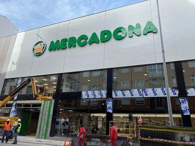 TALAVERA | El nuevo Mercadona de Paseo del Muelle abre a finales de mayo