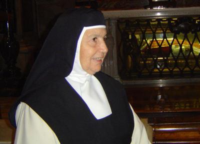 Fallece la Abadesa de las Madres Bernardas de Talavera