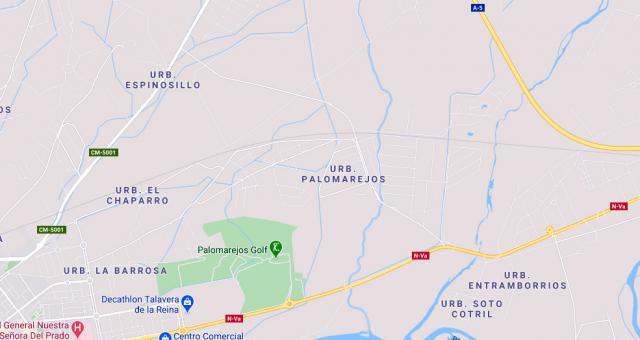 TALAVERA | Cuatro menores heridos en un accidente con dos motocicletas involucradas
