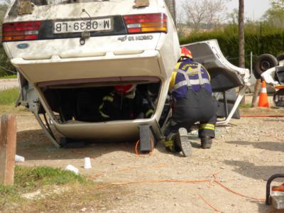 El Servicio de Emergencias 1-1-2 Castilla-La Mancha ha coordinado la atención en 81 accidentes de tráfico graves durante el primer semestre