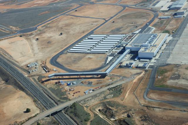 CRIA realiza nuevas actuaciones en el Aeropuerto de Ciudad Real