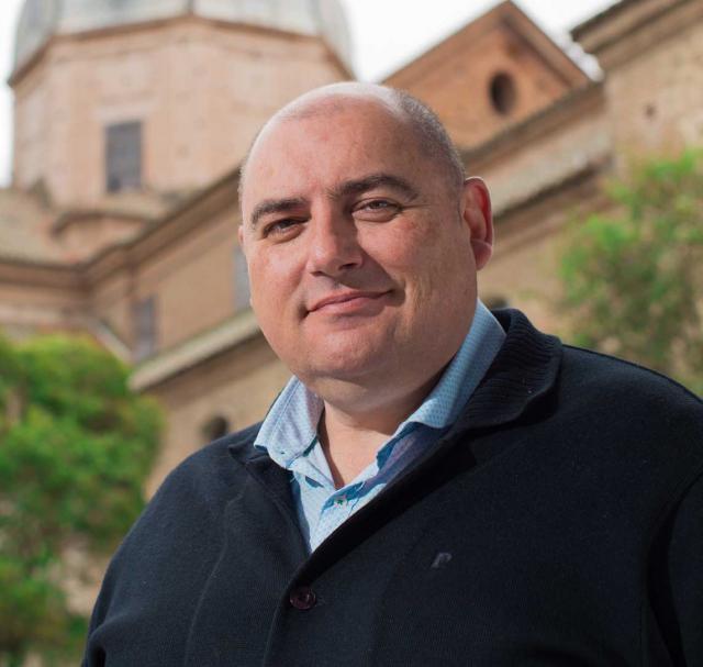 Alberto Retana, director de La Voz del Tajo